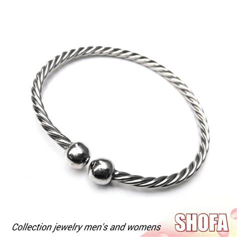 Gelang Pria Papua Monel Stinless Steel Silver Black Ukir Tali 4 Jual Gelang Pria Monel Silver Stainless Steel Made