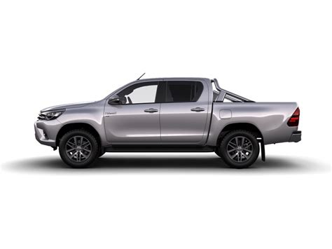 Toyota Hilux Silver 2016 Toyota Hilux Silver Sky New 7551859 Grand