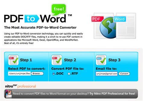 pasar imagenes pdf a word pdf to word pasar de pdf a word