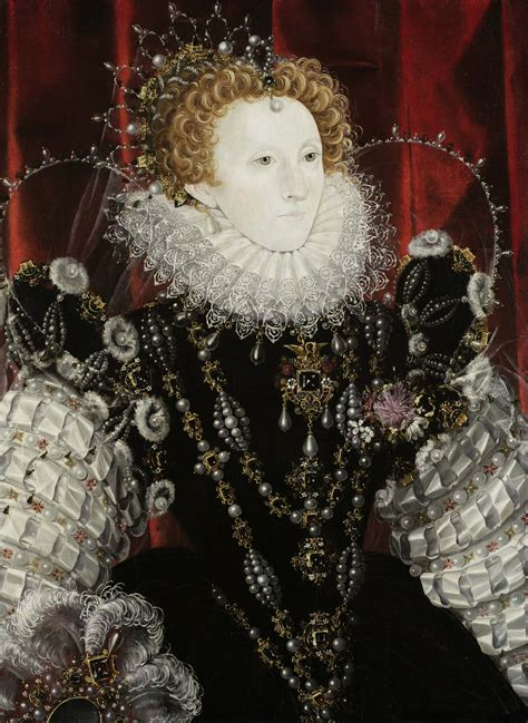 biography of queen elizabeth 1 is this life size portrait of elizabeth i by our greatest
