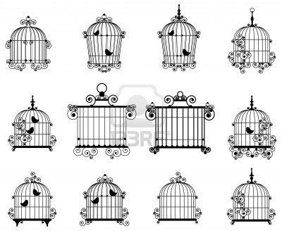 imagenes vintage blanco y negro 1000 images about jaulas on pinterest bird cages