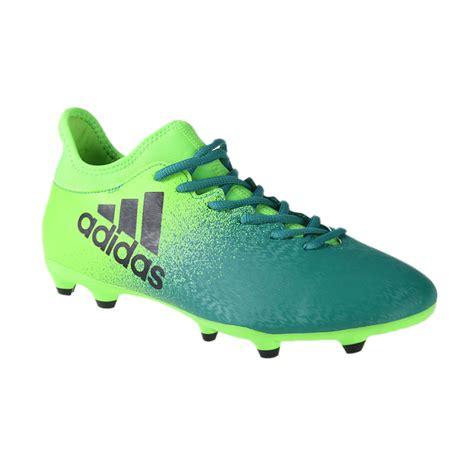 Sepatu Adidas X 16 3 jual adidas football x 16 3 fg sepatu sepakbola