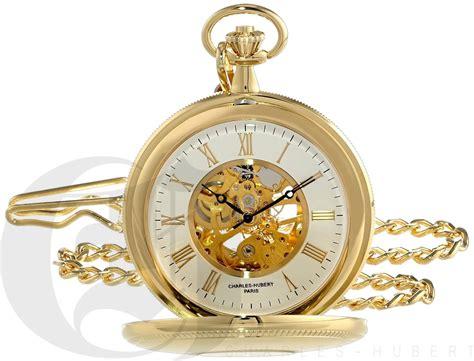 charles hubert gold plated polished finish