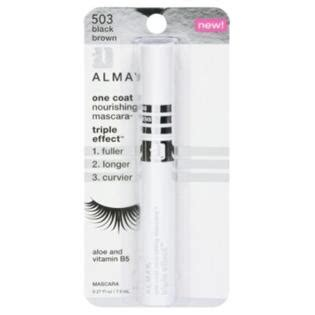 Almay One Coat Effect Mascara Expert Review by Almay One Coat Nourishing Mascara Effect Black