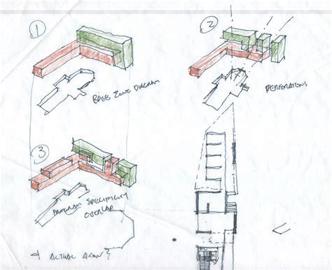 house design zoning zoning diagram sketch michael grogan architect