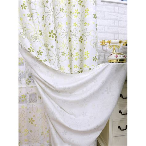 80 inch drop curtains beautiful beige blackout polyester beige floral print polyester pastoral insulated patio door