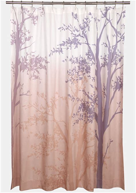 blush shower curtain blissliving home amelie blush shower curtain decor by