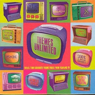Themes Unlimited | themes unlimited london theatre orchestra songs