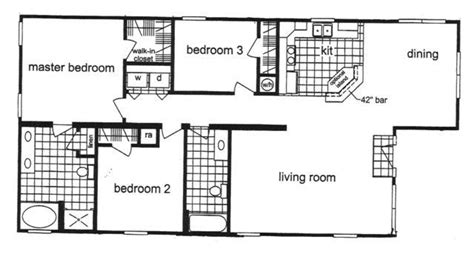 modular home cottage modular home floor plans