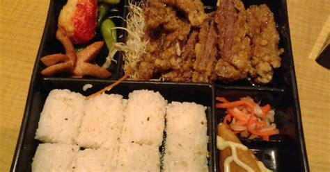 Daging Sapi Teriyaki Japanese Beef Teriyaki Slice beef teriyaki bento bentoya surabaya jalan sambil jajan