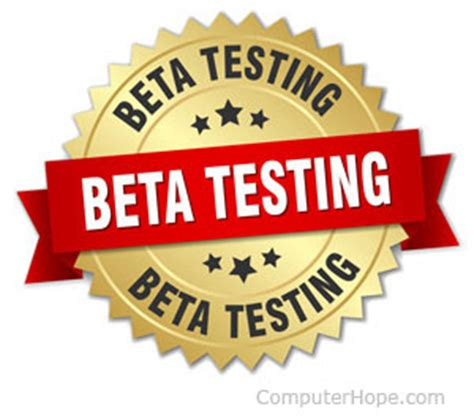 beta test what is beta