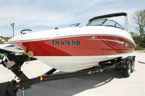 custom boat numbers 2 color custom boat numbers letters stickers 3x21 set of 2