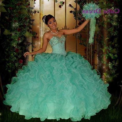 mint color dresses mint color quinceanera dresses www pixshark images