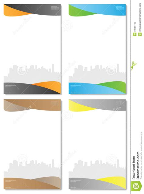Companies That Make Paper - paper company stock vector image of cardboard blank