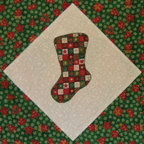 free quilting pattern for christmas stockings free christmas stocking quilt pattern lena patterns