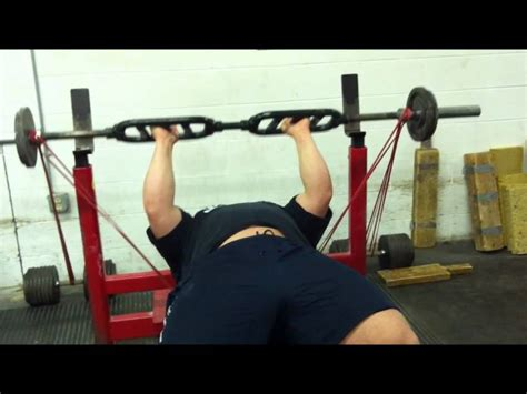westside barbell bench press westside barbell max effort floor press youtube