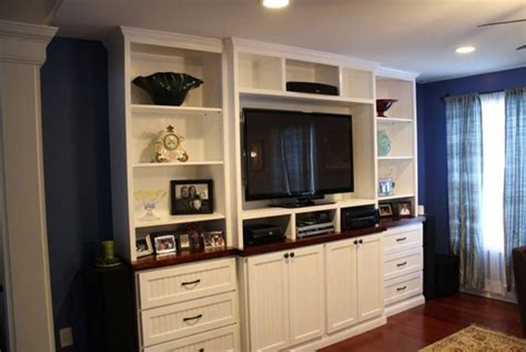using ikea kitchen cabinets for entertainment center 20 best diy entertainment center design ideas for living room