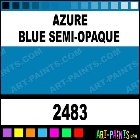 azure blue semi opaque delta acrylic paints 2483 azure blue semi opaque paint azure blue
