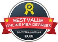 Best Valued Mba by 100 Accredited Mba Programs Of 2018 Best Value And