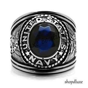 4 71ct Black Sapphire 12 Top Quality s stainless steel 316 simulated sapphire us navy