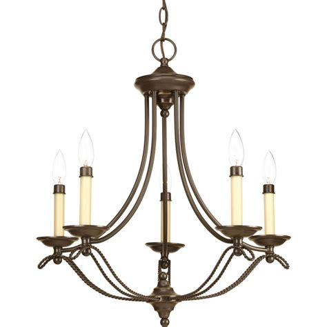Home Depot Candle Chandelier Progress Lighting Avalon Collection 5 Light Antique Bronze Chandelier The Home Depot Canada