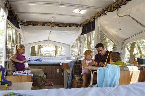 Pop Up Cer Interior Ideas by Inside Of Truck Pop Up Cer Autos Weblog