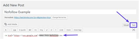 Links To Stalk 2 by How To Add Nofollow Links In Code Or Plugin