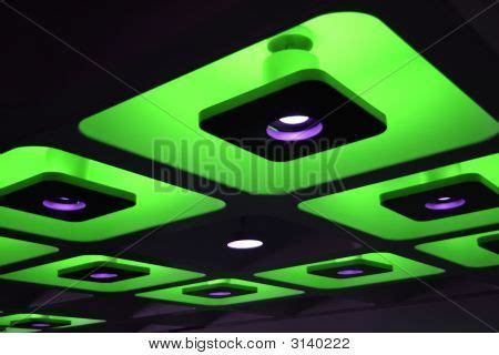Green Decorative Funky Coloured Indoor Ceiling Lights Funky Ceiling Lights