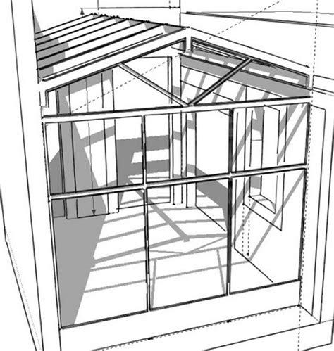 veranda entre 3 murs projet v 233 randa construction du projet brico info le