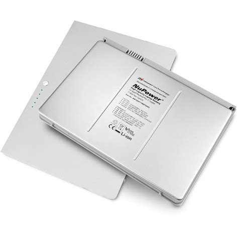 macbook pro early 2008 fan replacement newertech nupower replacement battery nwtbap17mbp66rs b h