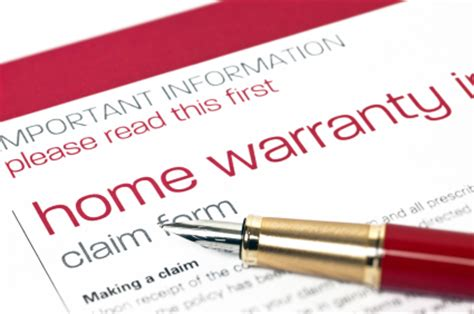 what is a home warranty plan