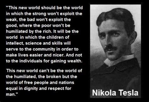 Nikola Tesla Quotes Quotes The Nikola Tesla Association Genius For The Future