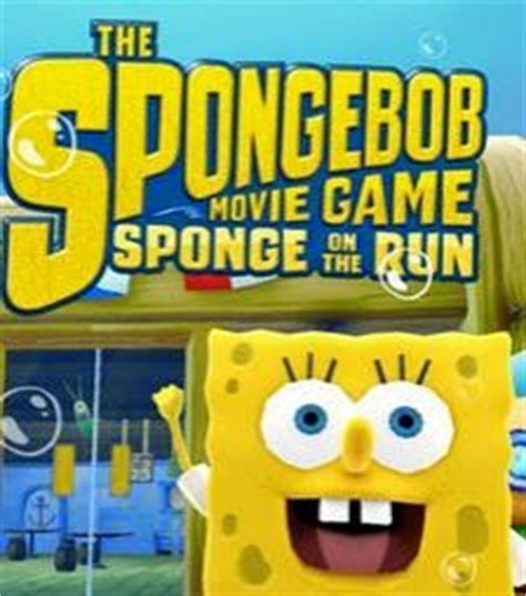 spongebob in apk spongebob sponge on the run apk obb all programs