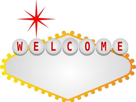 Welcome Ppt Backgrounds 3d Border Frames White Welcome Templates For Ppt