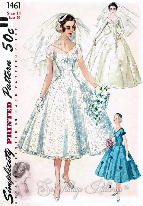 Wedding Gown Patterns by Bridal Gown Pattern Fashion Gallery