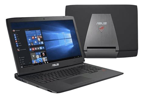 Best Asus Laptop For Gaming And College asus rog g751jt wh71 wx 17 3 inch reviews laptopninja
