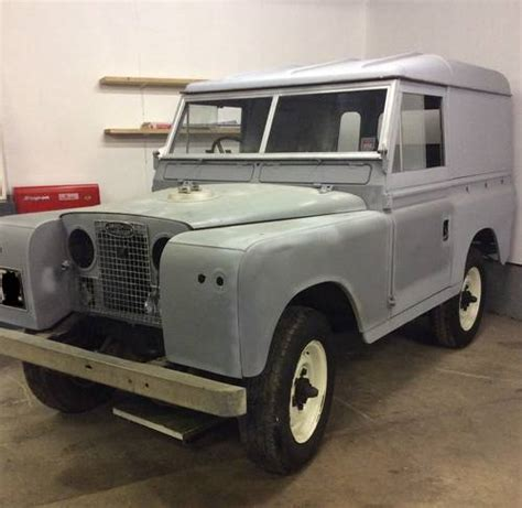 renovated cers for sale 1967 series 2a swb part renovated heritage cert for sale car and classic