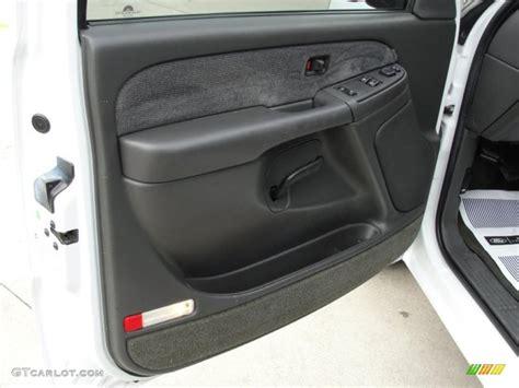 Gmc Door Panel by 2003 Gmc 1500 Slt Extended Cab Pewter Door