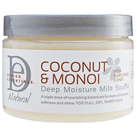 design essentials milk souffle design essentials natural coconut monoi deep moisture