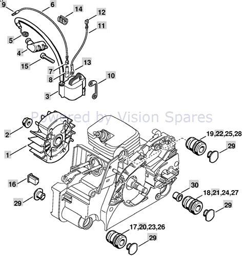 stihl ms180c parts diagram stihl 180 c parts diagram wiring diagrams repair wiring