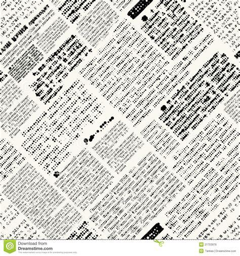 newspaper pattern newspaper pattern stock vector image of text repeating