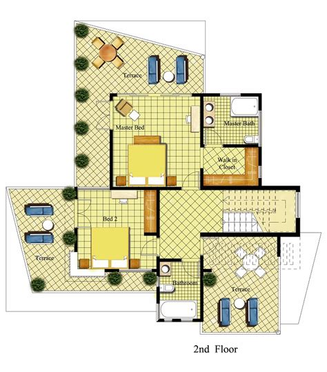 golden layout manager dominican republic villa 3 bedrooms new panoramic villas