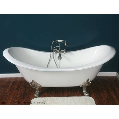 used clawfoot bathtub used cast iron clawfoot tub home design plan