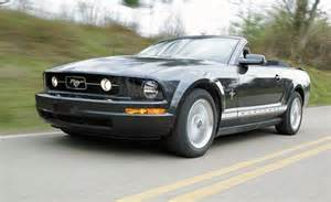 2007 Ford Mustang V6 Car And Driver