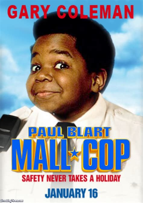Gary Coleman Meme - gary coleman mall cop pictures