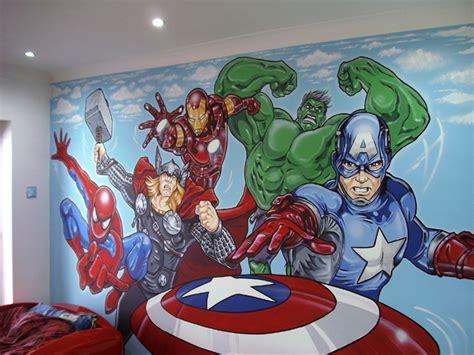 marvel wall murals marvel comics wall mural home design