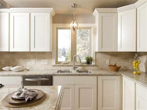 vanilla shaker kitchen cabinets rta kitchen cabinets