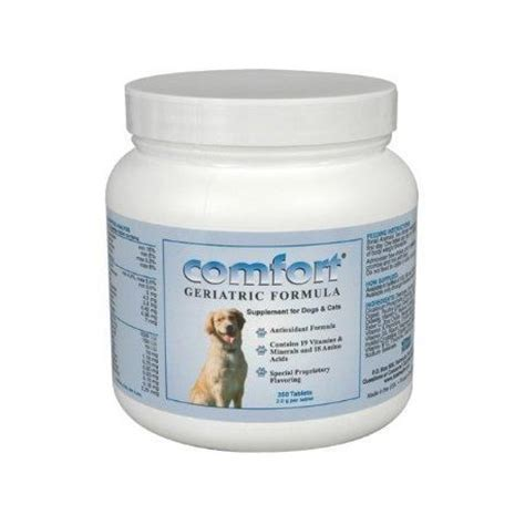 health comfort kala health comfort geriatric chewable tablets