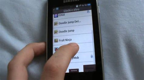 doodle jump deluxe jar samsung come mettere giochi come doodle jump deluxe e temi sul