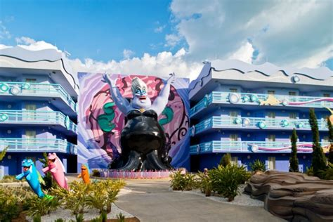 Disney World Sections by Disney S Of Animation Resort 171 Disney Parks